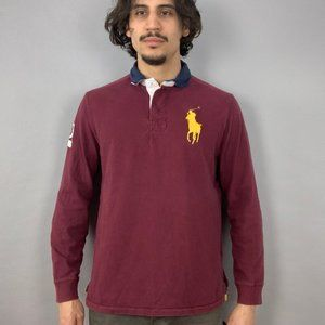 vintage polo ralph lauren rugby